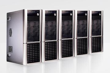 DRBD(Primary/Primary) + GFS2によるネットワークミラーリングその5[LVM Clusterの設定]