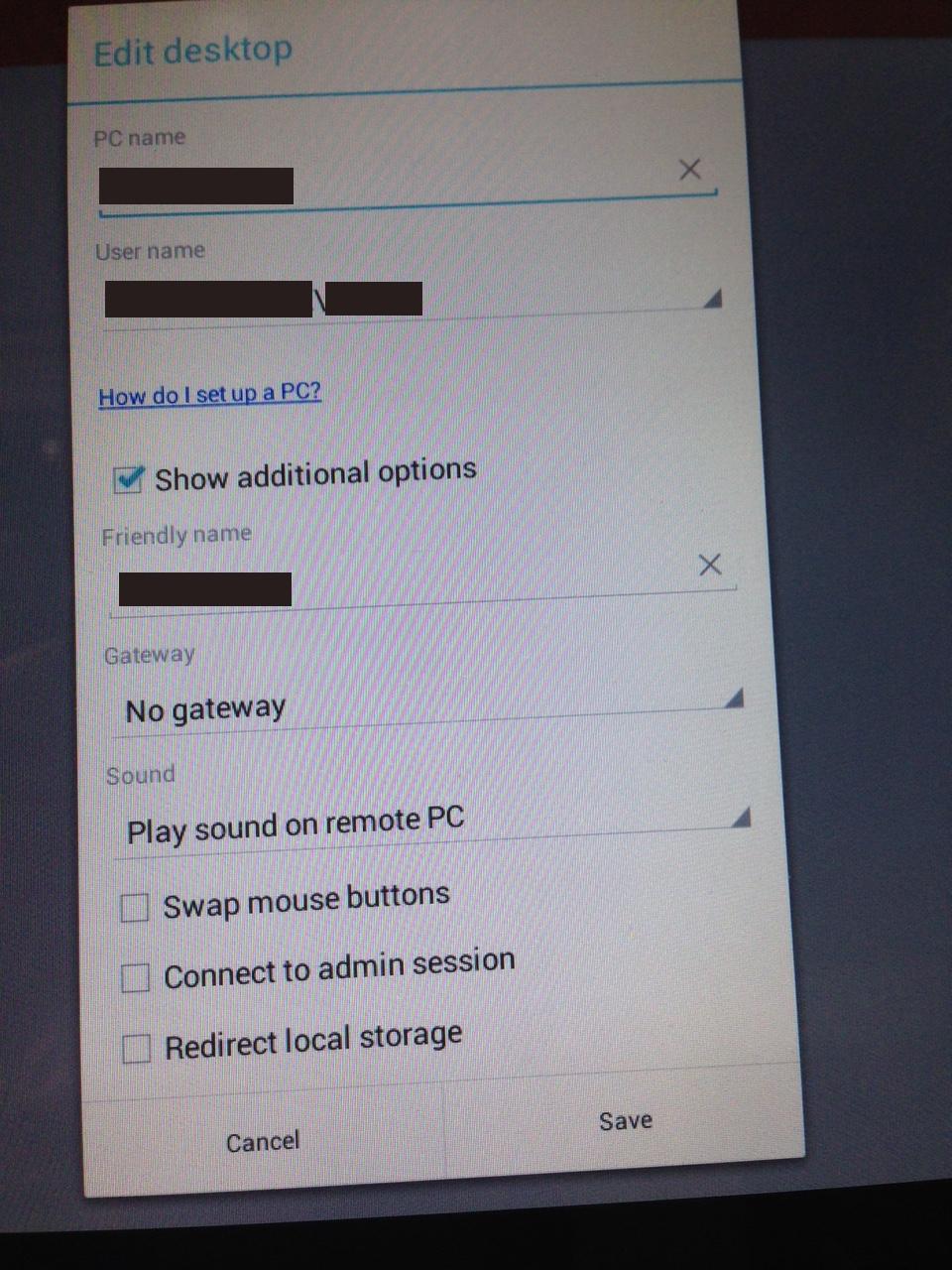 Microsoftリモートデスクトップ(Android)をNortonに許可させるMicrosoft Remote Desktop_0002