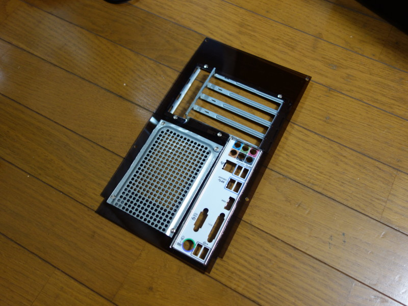 IBMのx3105中身総入れ替え!古くなったメーカー製PCを自作機にする_19