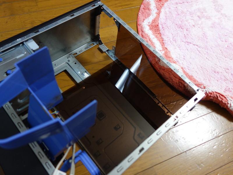 IBMのx3105中身総入れ替え!古くなったメーカー製PCを自作機にする_10