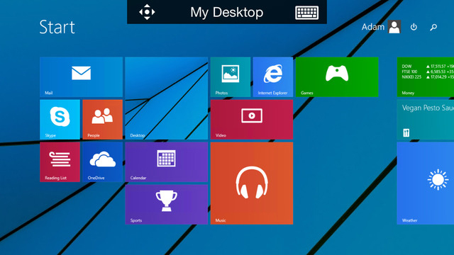 Microsoftリモートデスクトップ(Android)をNortonに許可させる