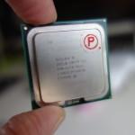 「・・・この石は動くのか?」CPU交換は男のロマン。