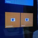 Windows10をタッチ一発でシャットダウン/再起動させる