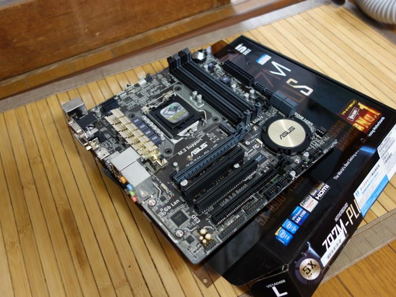 IBMのx3105中身総入れ替え!古くなったメーカー製PCを自作機にする_11