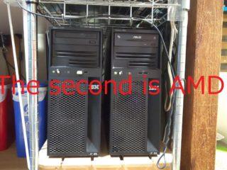 (2台目)IBMのx3105中身総入れ替え!古くなったメーカー製PCを自作機にする