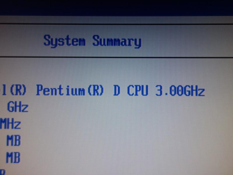「・・・この石は動くのか?」CPU交換は男のロマンである。